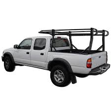Amazon.com: AA-Racks Model X38 Short Bed Truck Ladder Rack Side Bar ...