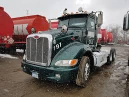 100 Mckinley Trucking 2011 PETERBILT 386 TA TRUCK TRACTOR DAY CAB VIN 1XPHD49X7BD126218