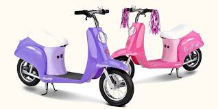 Kids Razor Pocket Mod And Sweet Pea Best Electric Scooter Review
