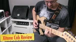Best Frfr Cabinet For Kemper by Xitone Powered Cabs Review Youtube