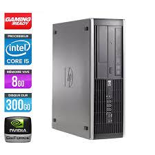 ordinateur de bureau intel i5 ordinateur bureau d occasion pas cher occasion et reconditionné