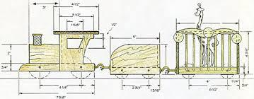 blueprints free wooden toy train patterns