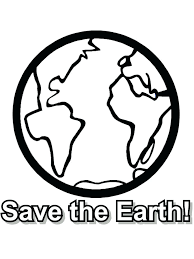Disney World Coloring Pages Printable Earth Day Page Save The Free War