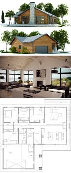 Decorative One Floor Homes by Best 25 Home Plans Ideas On House Plans House Floor
