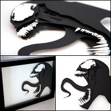 3D Paper Crafts Cut Outs