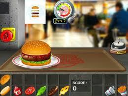 jeux de cuisine burger restaurant burger mania joue jeux gratuits en ligne joue burger mania