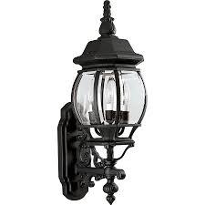 shop progress lighting lantern 23 25 in h textured black