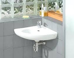 corner pedestal bathroom sinksmall corner pedestal sink images