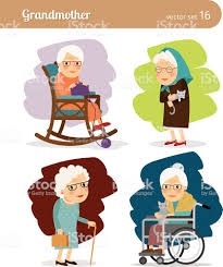 Grandmother Cartoon Character. Elderly Woman In Rocking Chair And... Illustration Featuring An Elderly Woman Sitting On A Rocking Vector Of Relaxed Cartoon Couple In Chairs Lady Sitting Rocking Chair Storyweaver Grandfather In Chair Best Grandpa Old Man And Drking Tea Santa With Candy Toy Above Cartoon Table Flat Girl At With Infant Baby Stock Fat Dove Funny Character Hand Drawn Curled Up Blue Dress Beauty Image Result For Old Man 2019 On Royalty Funny Bear Vector Illustration