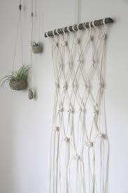 Diy Sew Macrame Wall Hanging For Beginners