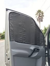 Window Covers Mercedes Sprinter Van NCV3 2007 Present