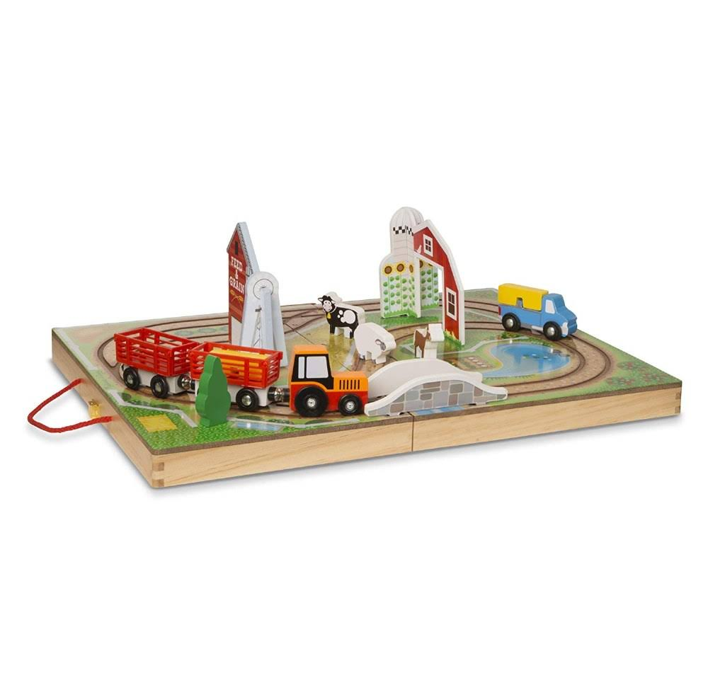 Melissa & Doug - Take-Along Farm