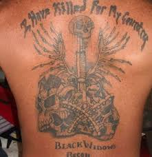 41 Tattoos From The US Military