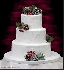 Weve Rounded Up Our Favorite Cakes To Give Your Inspiration For Winter Wedding