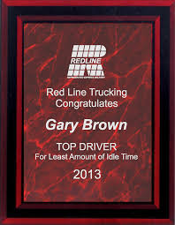 Gary-brown - Red Line Trucking