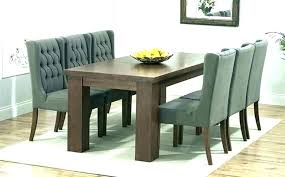 Dining Room Table And Chairs For 8 Seat Set