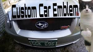 Custom Car Emblems.(Minute Made Rice Pt 4) - YouTube How To Remove Factory Badges And Decals In Ten Easy Steps Fender Outlawleds Another Set Of 9 Custom Painted Ford Oval Blems For Jason Chrome Emblems Emblemart Custom Car Truck Hotrod Status Grill Dodge Accsories 9297 Obs Ford Grille Badge 52018 F150 Oval Blackout Grey Lettering Overlay Set S3m Automotive Nameplates Badging Auto Finished My Forum Community A 643hp 2006 F250 Built For The Loving Lolly Photo Image Gallery Ford Brushed Carbon Black Charcoal Gray Billet Inc 062011 Ranger Tailgate Or Grill Blem Matte Black