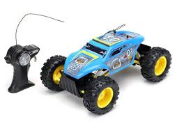 100 Rock Crawler Rc Trucks Maisto 114 Scale Sky Blue Extreme Offroad Monster RC