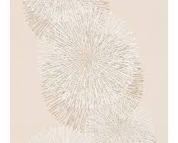 schöner wohnen vliestapete chrysanthemen creme kaufen bei