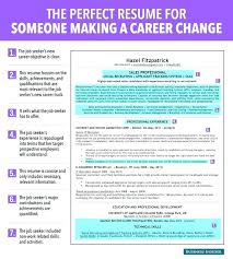 Resume For Changing Careers Sample Career Change To Administrative