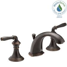 kohler devonshire 8 in widespread 2 handle bathroom faucet with