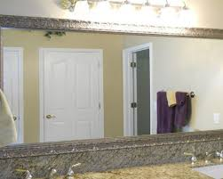 Mosaic Framed Bathroom Mirror by Mirror Gripping Small Silver Self Adhesive Mirror Mosaic Tiles