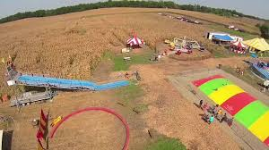 Pumpkin Farms Illinois Goebberts by Harvest Tyme Pumpkin Patch Youtube