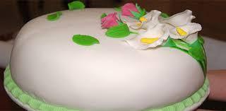 décoration gâteaux avec la pâte d amande facilement idées et astuces