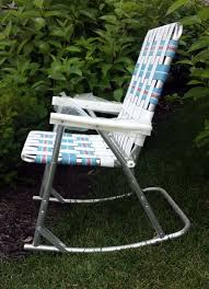 Vintage Aluminum Webbed Rocking Lawn Chairs Folding Patio, Outdoor ... Shop White Acacia Patio Rocking Chair At High Top Chairs Best Outdoor Folding Ideas Plastic Walmart Simple Home The Discount Patio Rocking Lovely Lawn 1103design Porch Resin Wicker Regnizleadercom Fniture Lounger Adirondack Cheap Polyteak Curved Powder Looks Like Wood All Weather Waterproof Material Poly Rocker And Set Tyres2c Chairs Poolterracebarcom Adams Mfg Corp Stackable With Solid Seat At Java 21 Lbs
