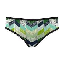 INTERESTPRINT Womens Underwear Brief Panty Music Is The Art Of Soul
