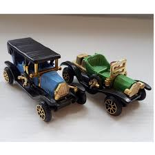 100 Ford Toy Trucks Classic American Car A Set Of 2 Henry Car Retro Vintage Old