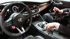 Alfa Romeo Giulia QV Exterior & Interior Walkaround Francfort