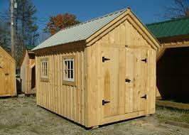 8x12 Storage Shed Kit by Wooden Storage Sheds Plans For Sheds Jamaica Cottage Shop
