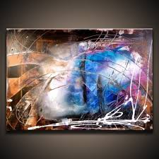 abstract modern painting techniques by dranitsin at