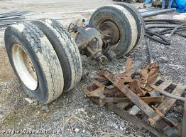 100 Truck Axles For Sale Rear Truck Axles Item BI9198 SOLD April 12 Vehicles And