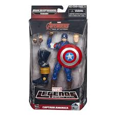 Amazon Marvel Legends Infinite Series Captain America 6 Inch Figure Toys Games