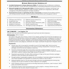 Format For A Job Resume Best 36 Impressive Example Format Resume For