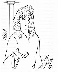 Joseph And His Brothers Coloring Page Httpcalvarywilliamsport