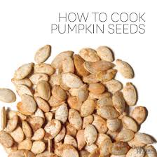 Roasted Salted Shelled Pumpkin Seeds by How To Cook Pumpkin Seeds