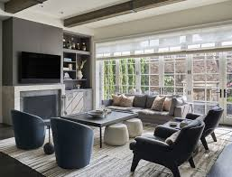 100 Design House Inside Tour A Luxury FourStory Chicago Family Home Beautiful