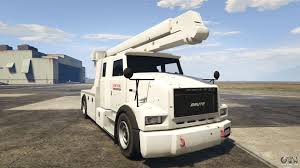 GTA 5 Brute Utility Truck - Screenshots, Features And Description Of ...