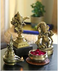 Brass Items For Home Decoration