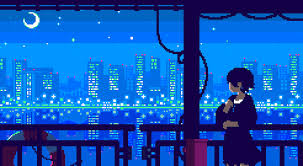 These 8 Bit GIFs Perfectly Capture The Subtle Movements In Everyday