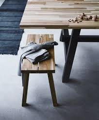 Kitchen Table And Bench Set Ikea by Skogsta Solid Wood Collection From Ikea Bench Ikea Table And