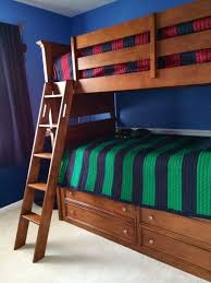 ikea loft bed with desk assembled in washington dc by furniture
