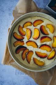 rezept für pfirsichkuchen zucker zimt und liebe
