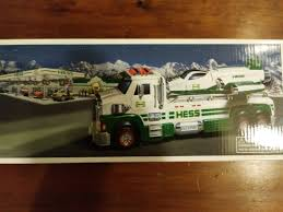 2014 HESS TOY Truck And Space Cruiser With Scout 50th Anniversary ...