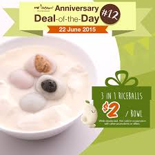 mr bean cuisine mr bean bowl of 3 in 1 riceballs at 2 today only bq sg