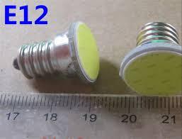 5pcs e12 led 12v indicator light led 24v blue fridge light led