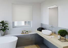 rollos für das badezimmer feuchtigkeitsbeständig nach